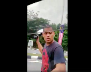 Another road rage incident in Malaysia goes viral