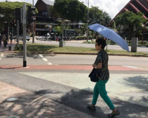 Expect dry and warm weather, with possible haze, in August
