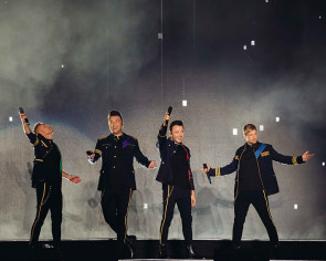 Westlife's The Twenty Tour made me feel old but proud to be a 90s kid