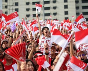 NDP2020: You'll always remember your first time