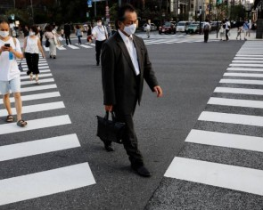 Some Japan firms rethink traditional office as pandemic boosts working from home: Poll