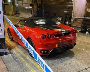 Big drama in Little India as Ferrari driver is 'abducted' by 4 men