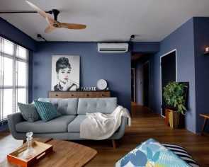 How to turn your HDB flat into a loft style apartment (no special approval needed)