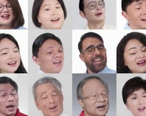 Someone deepfaked Singapore's politicians to lip-sync that Japanese meme song