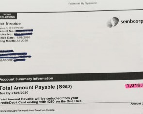 'Should I pay?' Sembcorp customer shocked by $1,000 electricity bill