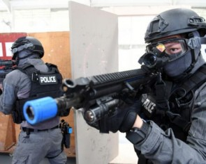 Counter Assault Unit: Avid gamer first woman to join elite police bodyguard force
