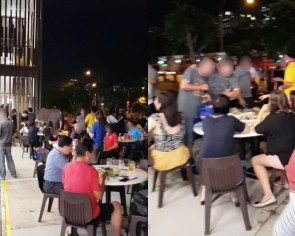 Man exposes crowd at Sengkang coffee shop, gets hate for 'snitching'