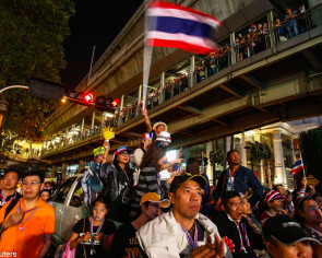 Political chaos signals another rocky year for Thai economy
