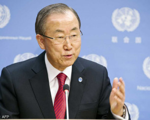 UN chief calls for end to S. Sudan violence
