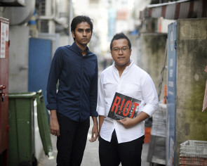 30 recall Little India riot in new book