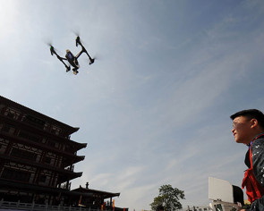 New rules in China to rein in illegal flying of civilian drones