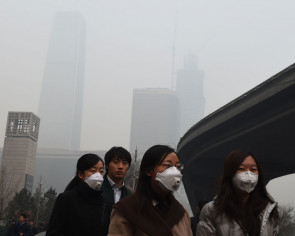 Travel agents act to mitigate China smog