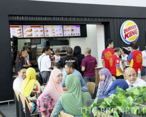 Burger King Brunei eyes healthy food seal