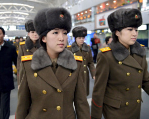 N Korea female band cancels Beijing show abruptly