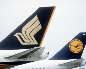 SIA, Lufthansa get all-clear from Singapore competition watchdog to cooperate on international routes