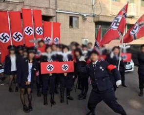 Taiwan high school condemned over Nazi parade