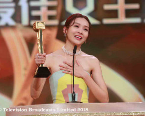 Photos: TVB's best celebrated at Anniversary Awards