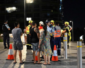 'Cracking' Sydney tower residents evacuated again
