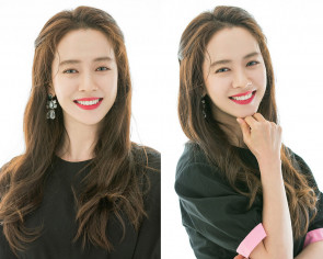 "Korean actress Song Ji Hyo: ""I get hurt and feel down sometimes"""