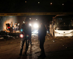 Egypt police kill 40 'terrorists' after Giza bus attack, Interior Ministry says