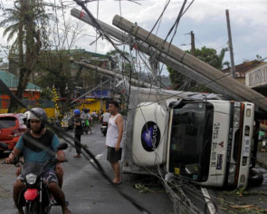 UN says 13 people reportedly killed by typhoon Kammuri in Philippines