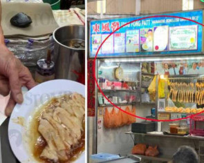Customer and Kovan hawker argue after daughter allegedly overcharged for chicken rice
