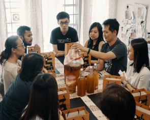 How a $16 bet started this Malaysian's kombucha-brewing adventure