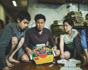 South Korea's Parasite among 10 movies in shortlist for best international film Oscar