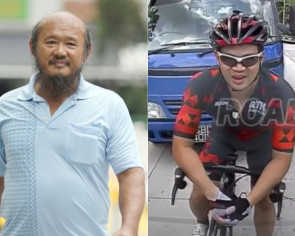 Lorry driver caught in Pasir Ris viral video convicted of causing hurt to cyclist by rash act