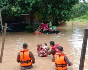 Johor braces for possible second wave of floods
