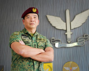 Young soldiers are no 'strawberry' generation, says Chief Commando Officer