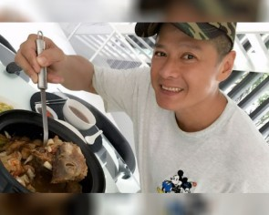 What is Li Nanxing's secret to cooking well? He tells us more