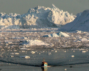 Bigger Chinese role sought in the Arctic