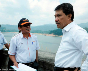 Negri bracing for water crisis