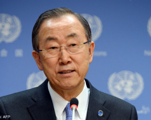 UN chief in Cairo Monday to discuss Egypt's Gaza plan