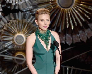 Scarlett is not hot