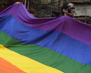 Indonesian police ban rally held by LGBT supporters