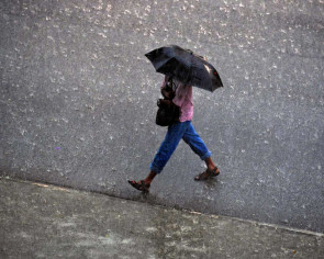 Expect wet weather over the weekend and coming week