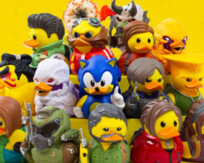 DOOM, Resident Evil, The Last of Us & more join the Tubbz cosplaying ducks family