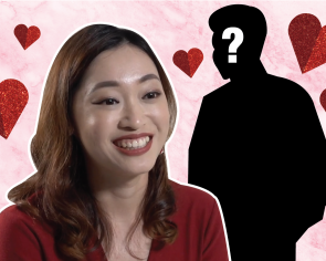 We 'sabo' Le En with a blind date for Valentine's Day, and things get hot!