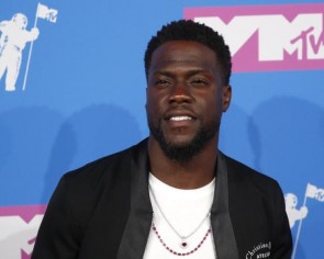 Kevin Hart is taking up arms as Roland in the Borderlands movie