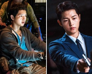 Scruffy Song Joong-ki or a suited-up oppa? Get both on Netflix in his new film Space Sweepers and drama Vincenzo out in February