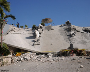 5 years on, Haiti struggles with quake legacy