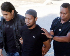 Malaysian charged with supporting terror group
