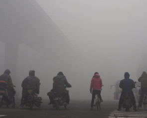 China unveils environment inspectors