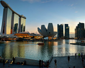 Singapore improves its score in Transparency International's corruption index