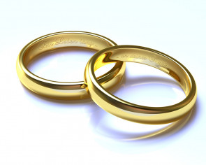 Couples delay tying the knot