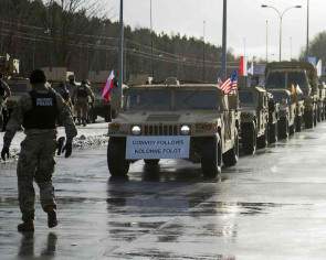 US troop deployment to Poland 'proportionate': NATO