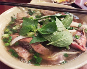 Best thing I ate this week: Mixed beef pho bo