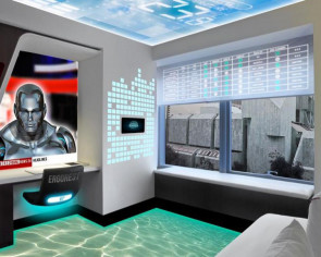 Sneak a peek at some fantastic hotels of the future